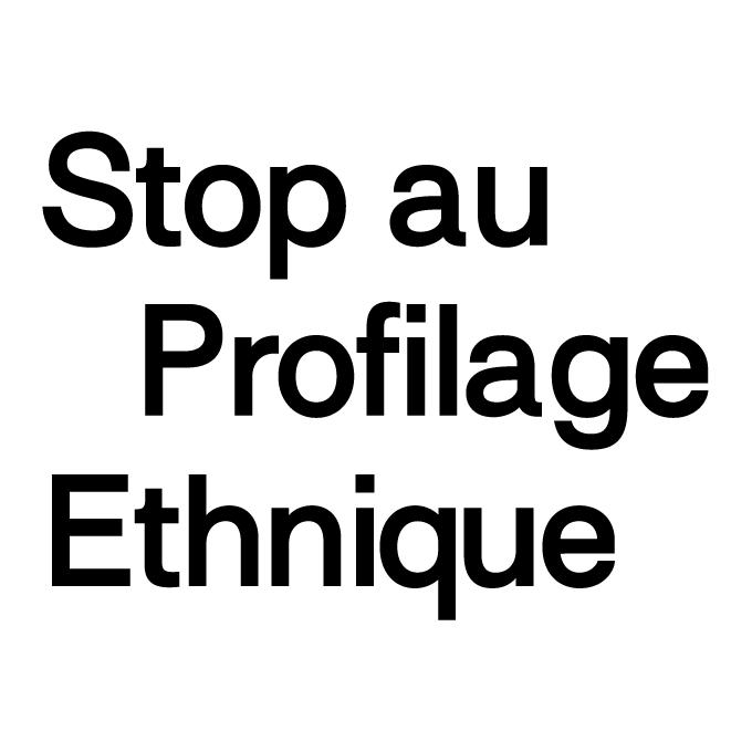 Logo Stop au Profilage Ethnique
